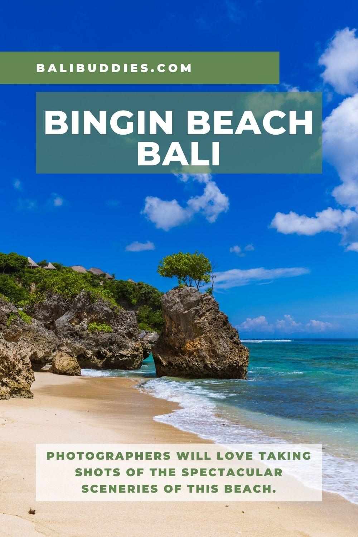 Bingin Beach Pin 1