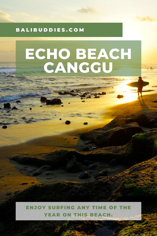 Echo Beach Pin 1