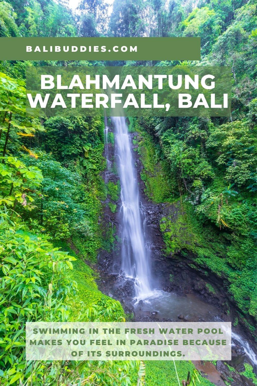 Blahmantung Waterfall Pin 2