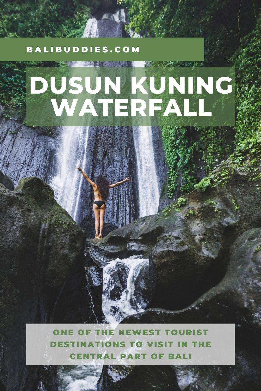 Dusun Kuning Waterfall Pin 1