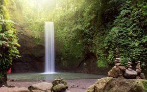 Tibumana Waterfall