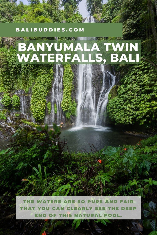 banyumala twin waterfalls pin 2