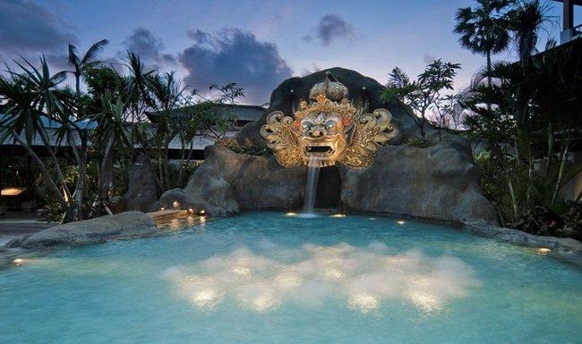 Padma Legian - Christmas in Bali