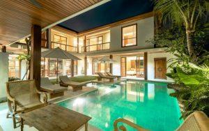 Villa Uma Berawa by Nakula