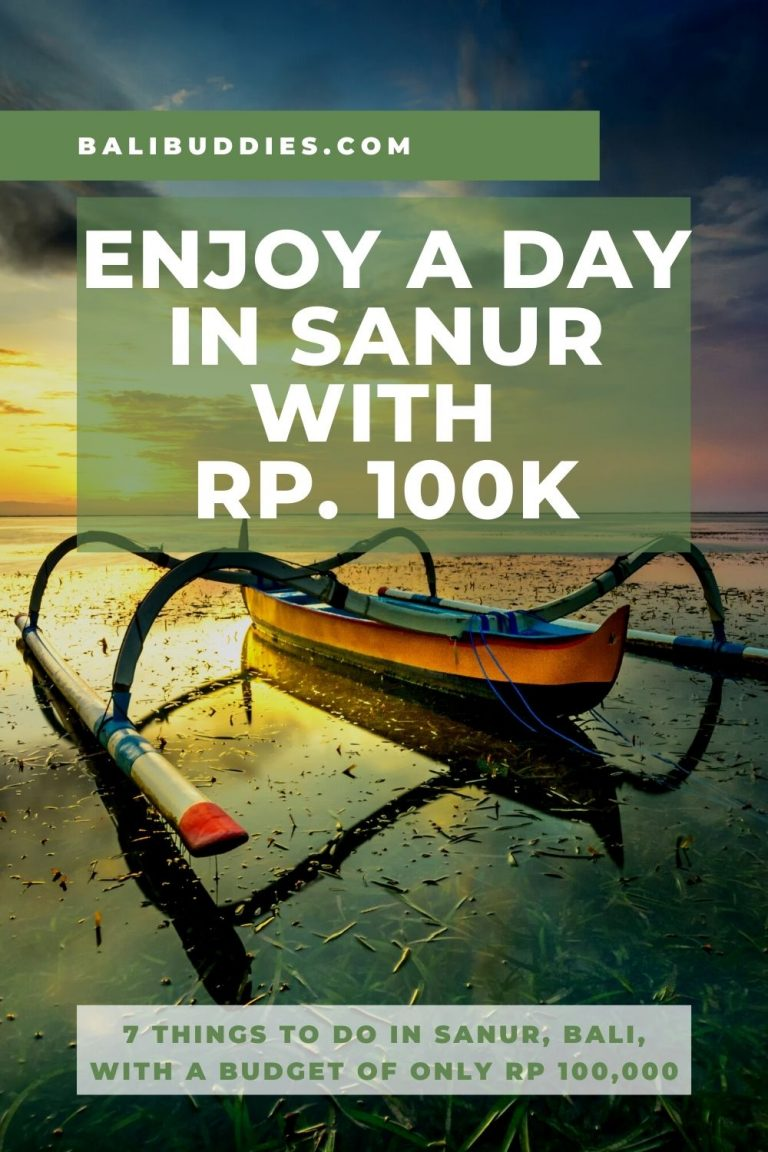 Things to do in Sanur on a budget