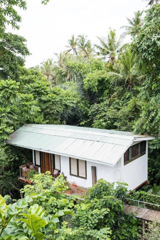 View of Bali Tree House Guwang
