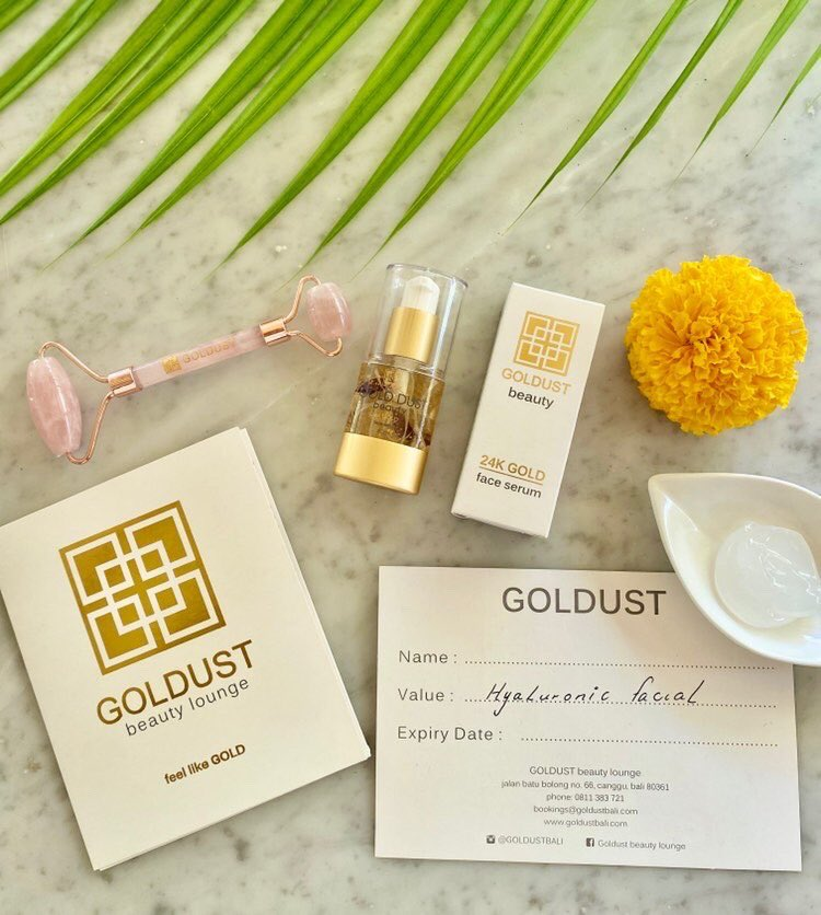 Goldust Beauty Xmas Gift