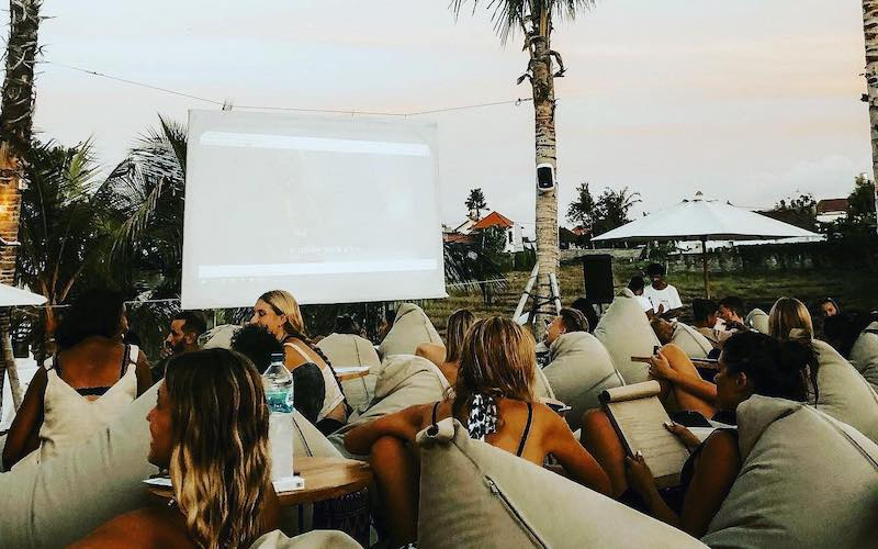 Alternative Beach - Movie Night | Where to catch a movie in Bali right now, by Bali Buddies