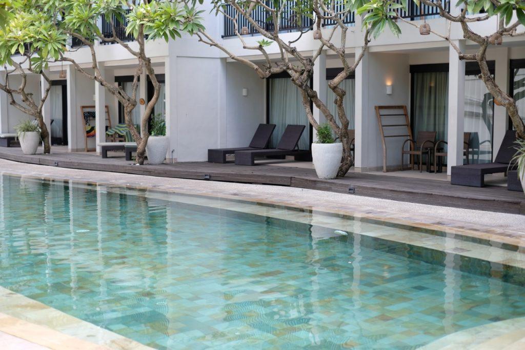 Pool access room at Away Resort Legian Camakila
