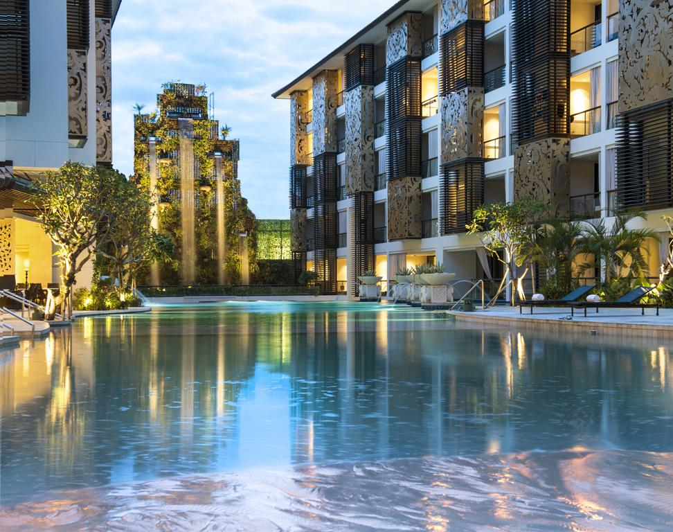 Swimming pool of The Trans Resort Bali