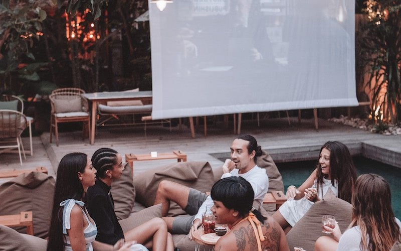 Yema Kitchen Movie Night | Where to catch a movie in Bali right now, by Bali Buddies
