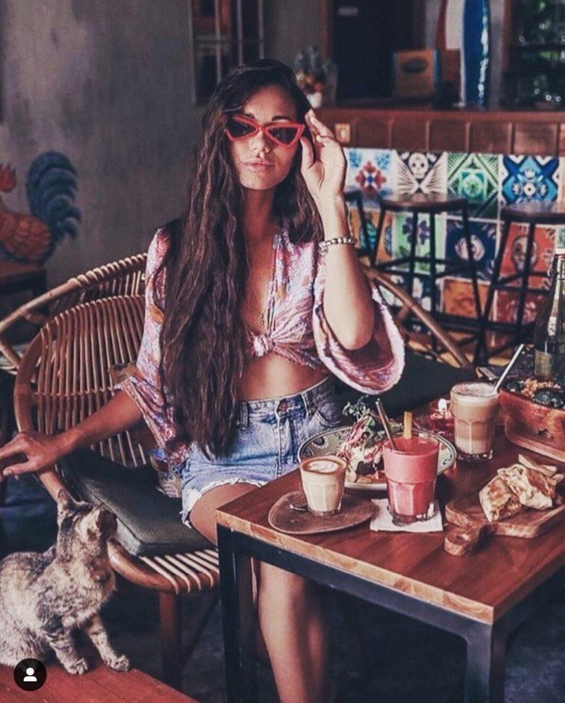 La Pasion Cafe in Uluwatu by @marikhomenko