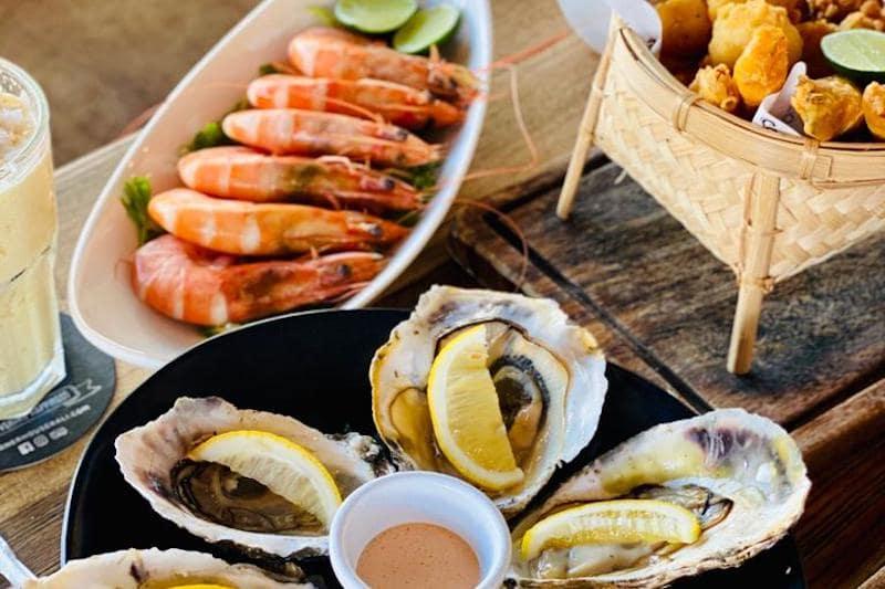 Corner House - Seafood Sunday Brunch-min