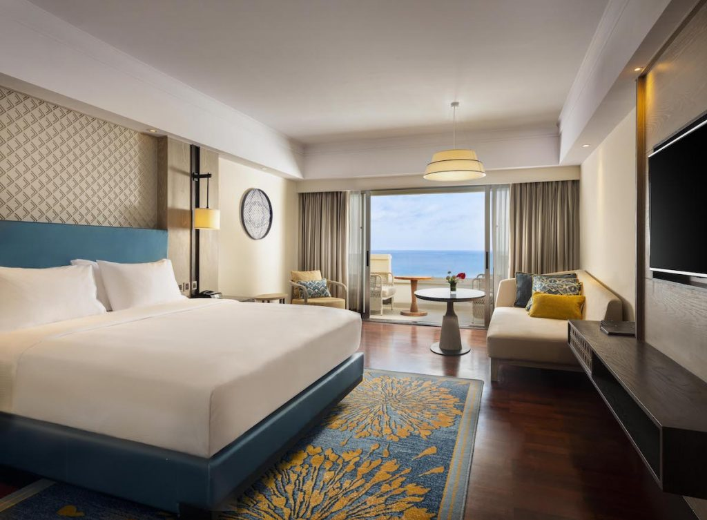 Hilton Bali Hotel - Room with seaview