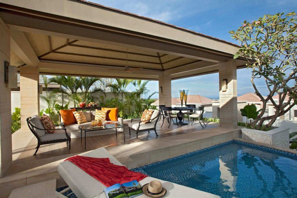 Mulia Bali private villa