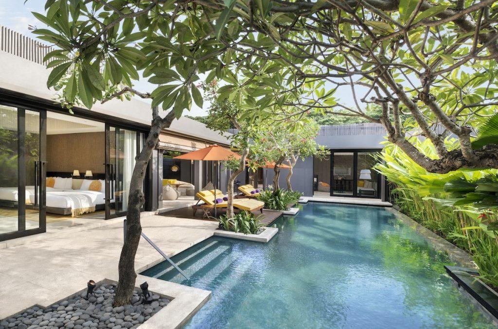 W Bali private villa