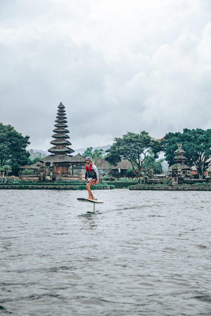 Fun in the water with Fliteschool Bali