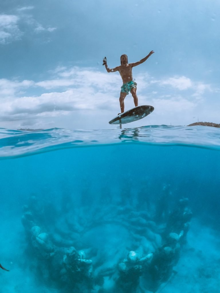 Fun things to do in water
