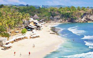 Balangan Beach in Bali