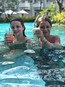 Grand Mirage all-inclusive Resort - Pool Bar   Bali Buddies