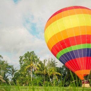 Bali Hot Air Balloon Ubud