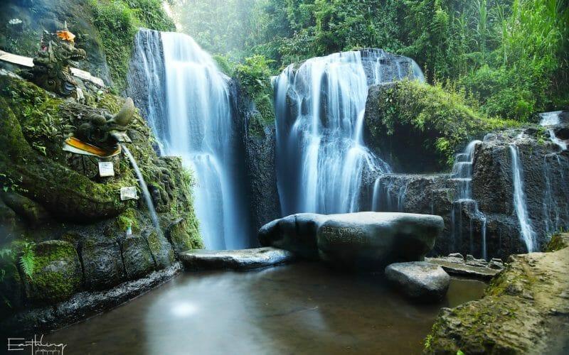 Balinese Village Tour - Waterfalls at the Holy Water | Bali Buddies