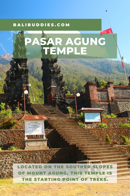 Pasar Agung Temple Pin 1