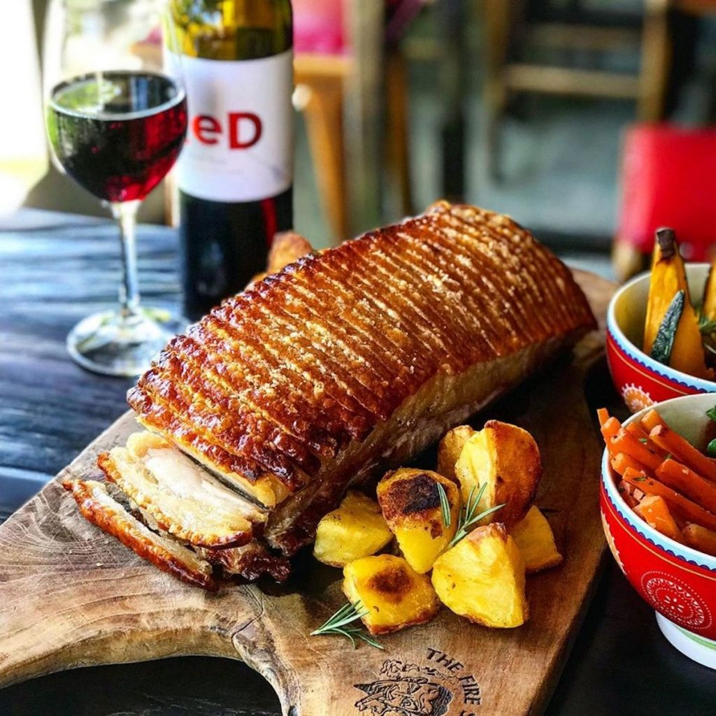 The-Fire-Station-Sports-Bar-Food