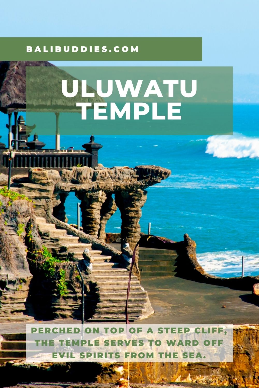 Uluwatu Temple Pin 1