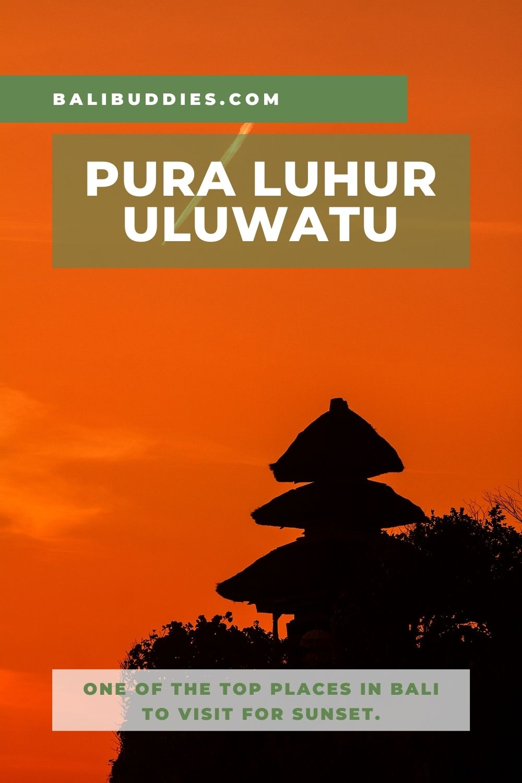 Uluwatu Temple Pin 2
