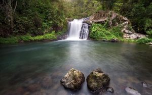 canging waterfall
