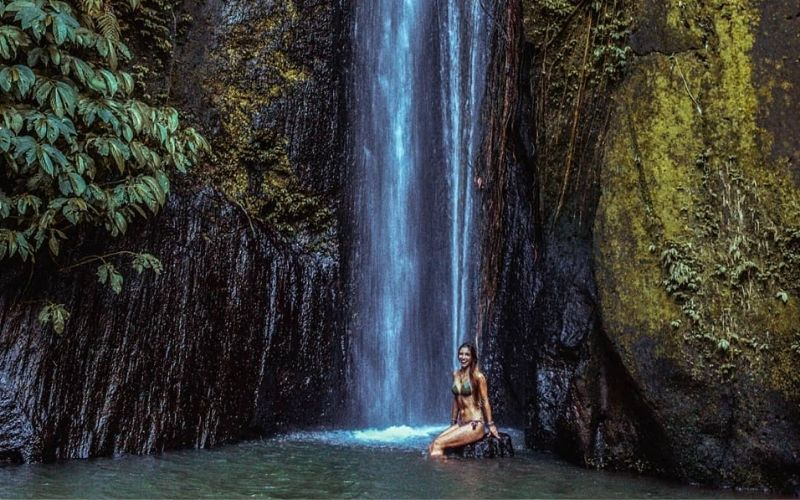 Dedari Waterfalls