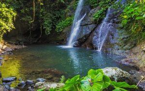 Juwuk Manis Waterfall
