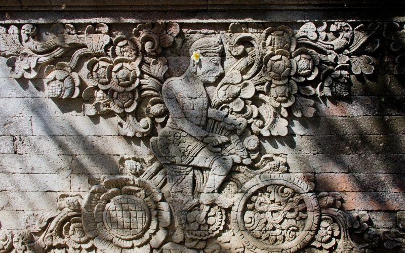 Meduwe Karang Temple