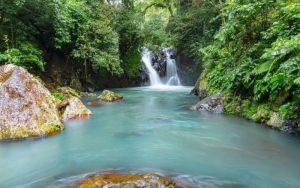 sambangan's secret garden waterfalls