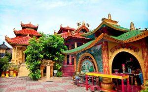 Vihara Dharmayana Temple