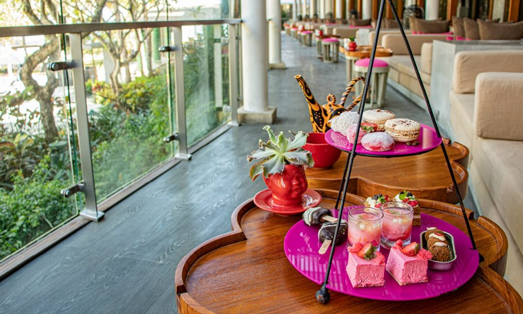 Afternoon Tea Experience at W Bali Resort