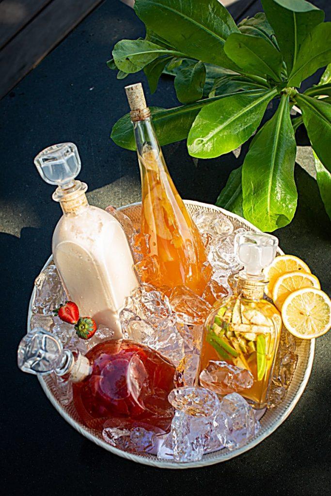 Drink the healthiest drinks at Alila Seminyak