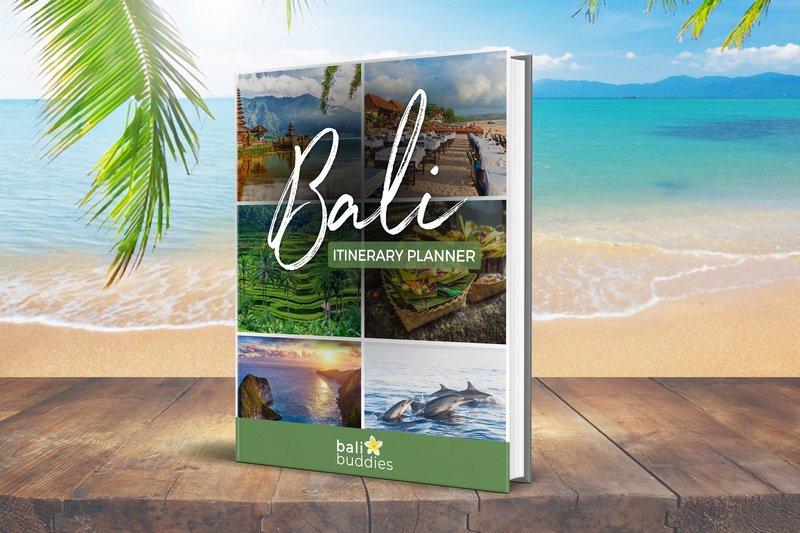 Bali Buddies brand new Bali Itinerary Planner