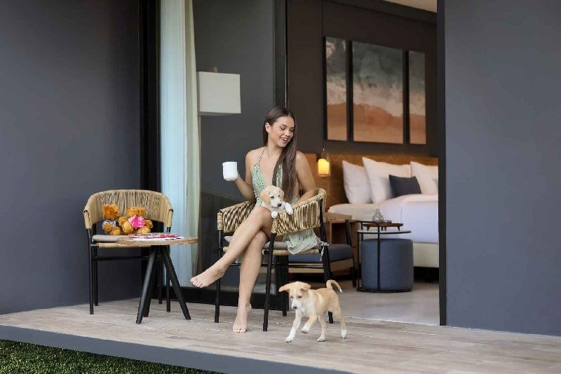 Stay at the Citadines Berawa Beach Bali 1BR with Terrace with your pets