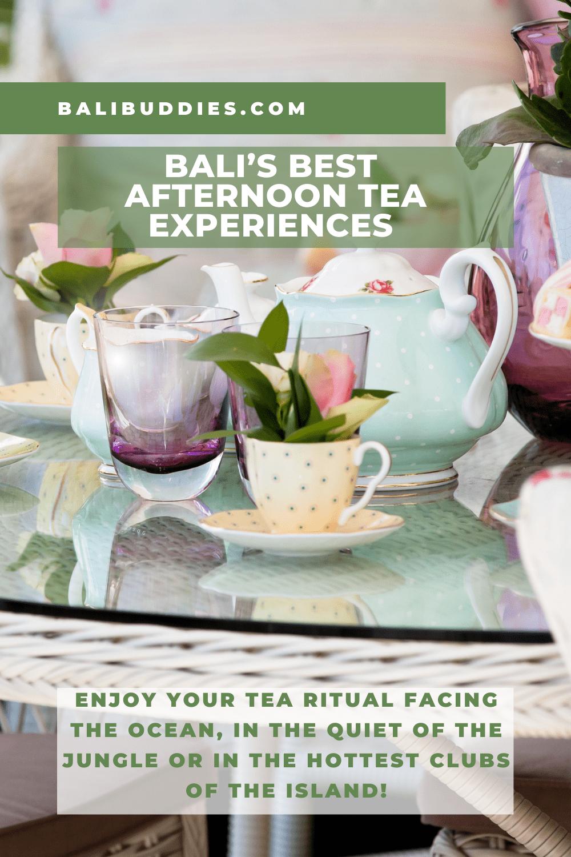 TEA EXPERIENCES