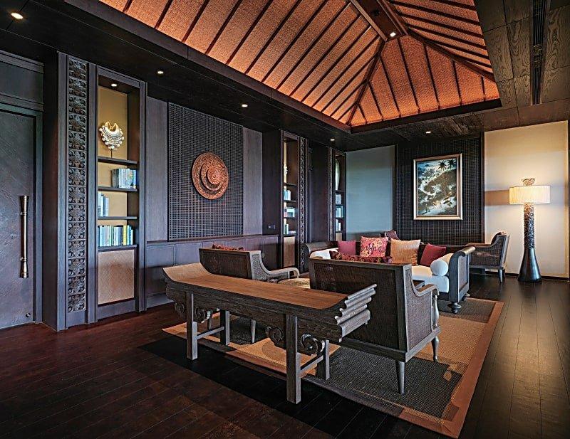 The Library at Raffles Bali, Jimbaran