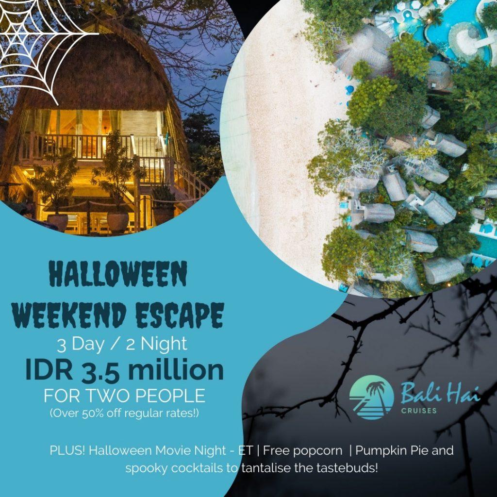 Bali Hai Halloween Weekend Escape