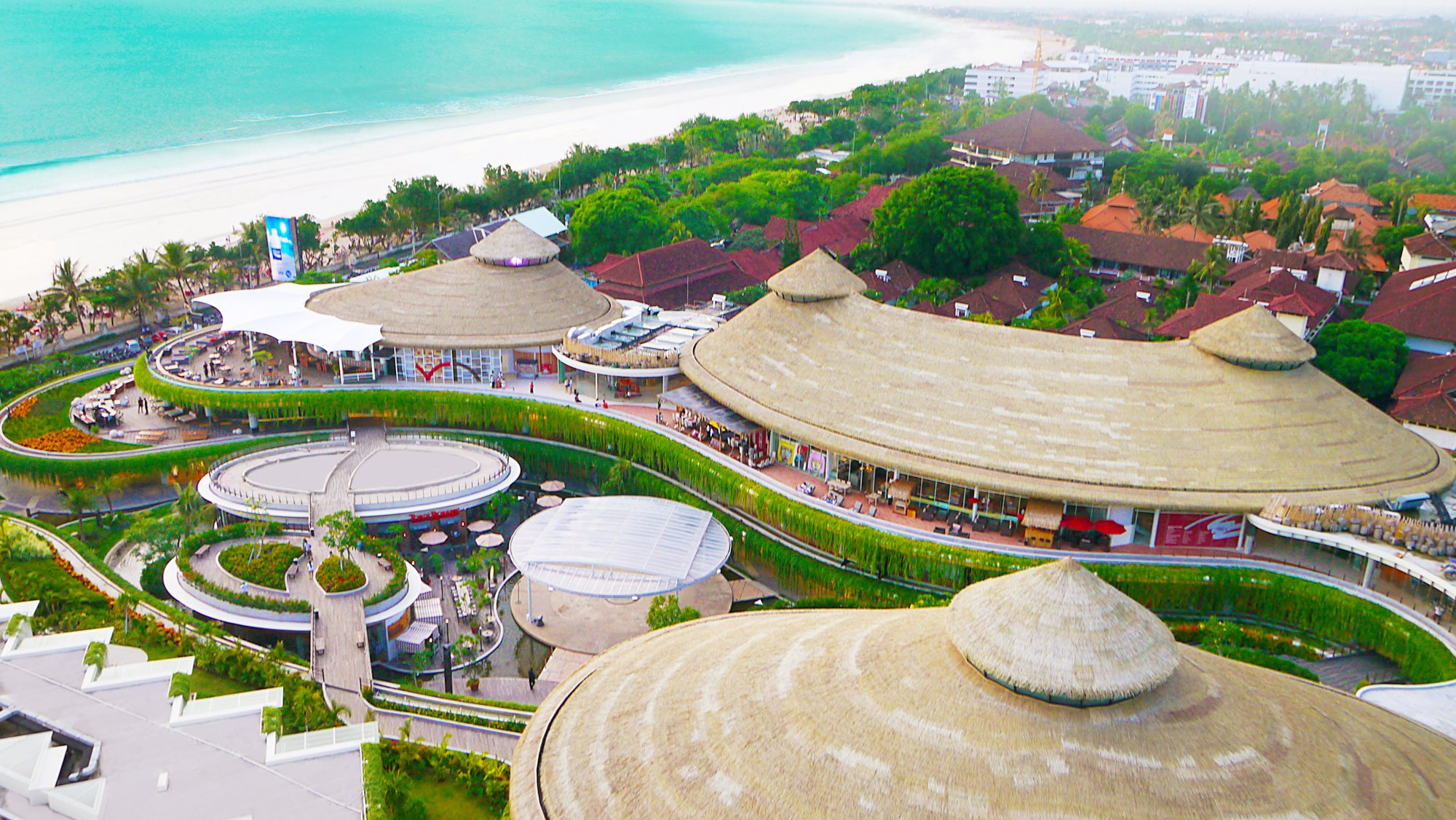 Beachwalk Shopping Center, Bali