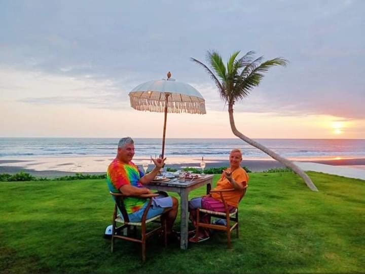 Enjoying a birthday getaway at Bali Beach Glamping