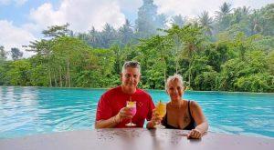 First weekend getaway staying at Westin Ubud
