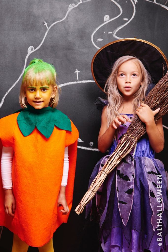 Kids Halloween Costumes from BALI HALLOWEEN 2021 AT GENERAL STORE BALI