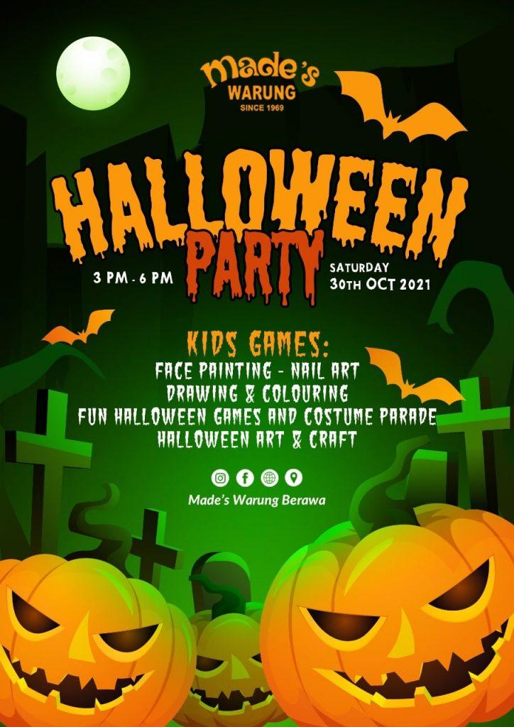 Mades Warung Halloween Party